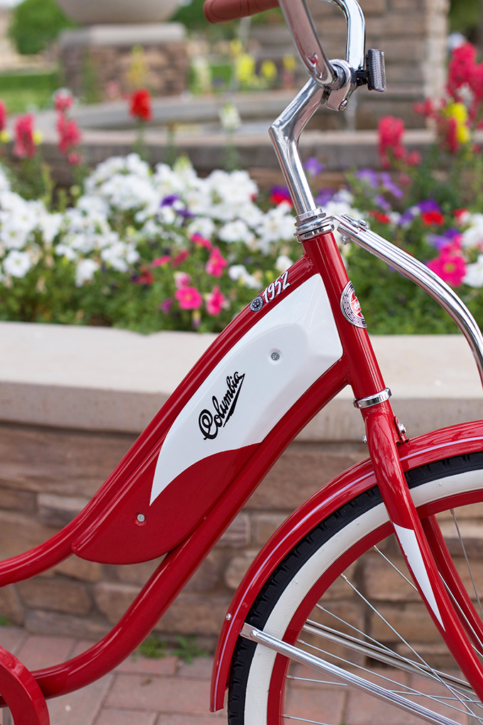 Why a beach cruiser is helping me teach my kids an important lesson about fitness and health.