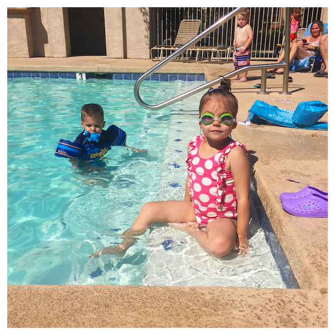 Five Fact Friday - It's pool day all day, every day.
