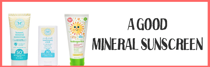 The BEST mineral sunscreen. Great coverage, easy to rub in... it's the best!