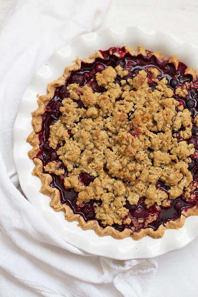 how to make seedless black raspberry pie