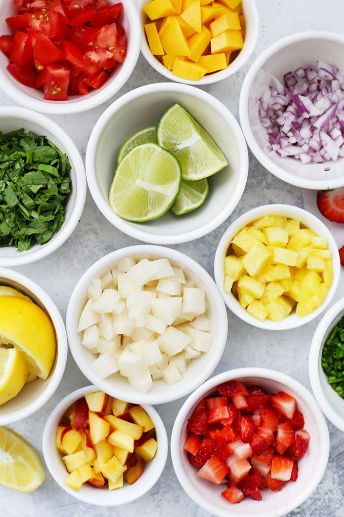 Sweet and savory mix-ins for homemade guacamole