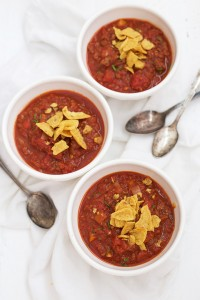 The Perfect Classic Chili