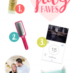 My favorite post of the month. It's time for favorites! Here are a few things I'm loving lately...