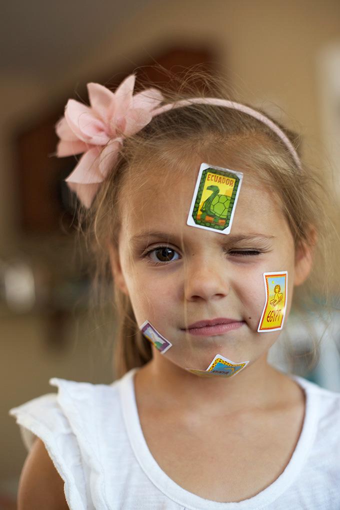 Five Fact Friday - Sophie goes to Kindergarten!