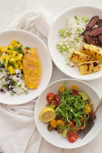 Simplifying dinner with Terra's Kitchen.