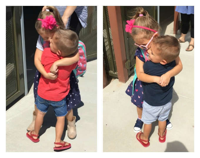 Five Fact Friday - They love each other.