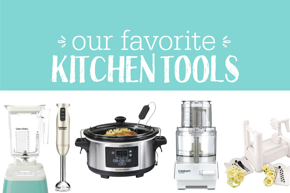Our kitchen essentials and what to make with them one for Our life in the kitchen