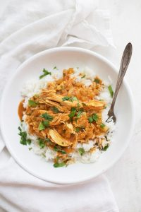 Slow Cooker Chicken Tikka Masala - We LOVE this dish!