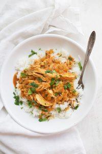 Slow Cooker Chicken Tikka Masala - We LOVE this dish!