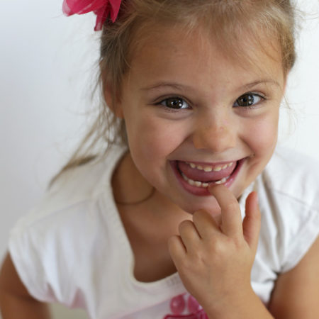 Five Fact Friday - She's got wiggly teeth!
