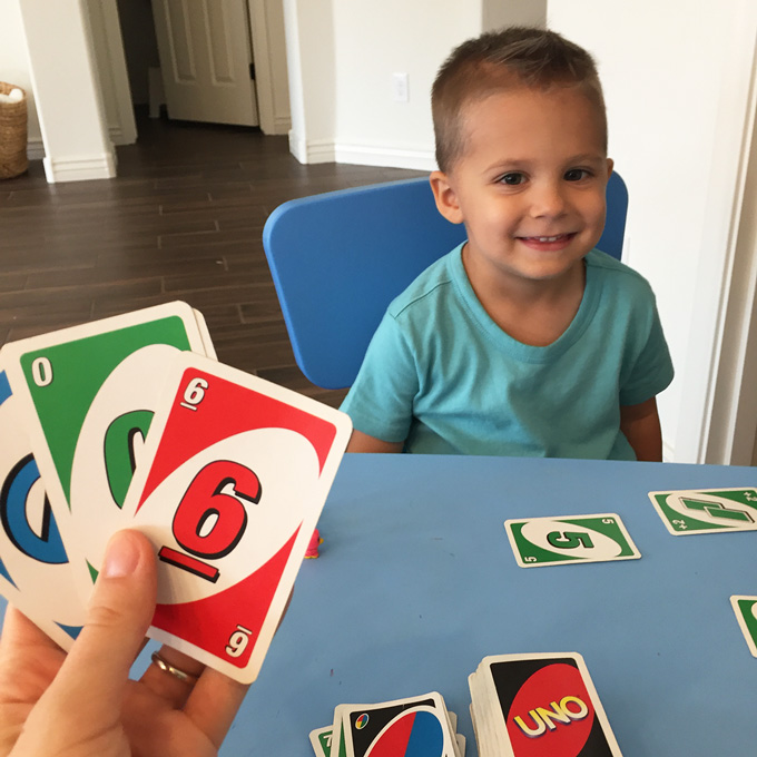 Five Fact Friday - All UNO all the time.