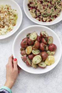 3 Simple Sides to Make You a Hostessing Hero. These easy side dishes will save time, energy, and oven space for the holidays!