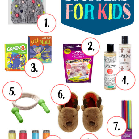 Stocking Stuffer Ideas for Kids - Make the first moment of Christmas magical with some fun, thoughtful, creative, stocking stuffers!