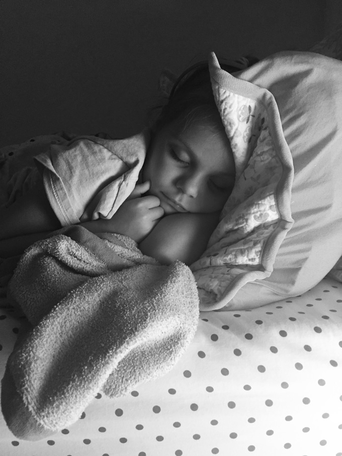 Five Fact Friday - Sleep in heavenly peace.