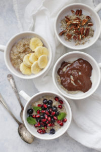 How to Cook Steel Cut Oats - How to get perfectly creamy, perfectly cooked oats every time PLUS so many ways to top them!