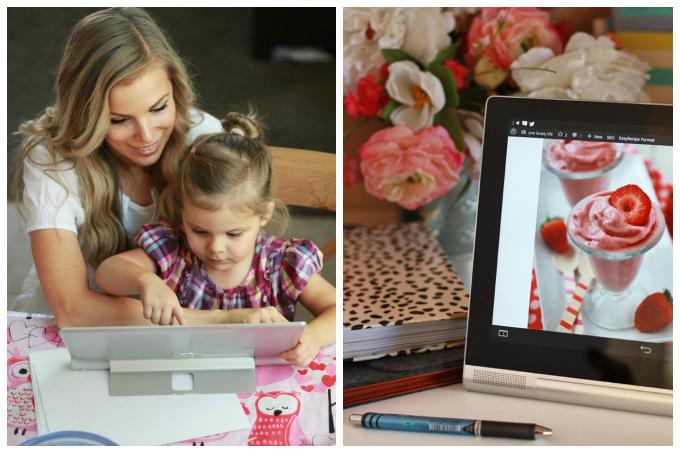 Lenovo at Home: The Lenovo Yoga 2 Pro // One Lovely Life