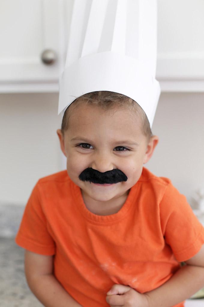Five Fact Friday - oh hey, tiny chef.
