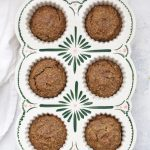 Cinnamon Pecan Muffins - gluten Free + vegan muffins done right!