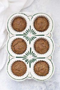 Cinnamon Pecan Muffins