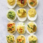 How to Make PERFECT Deviled Eggs + TWELVE different ways to flavor them!