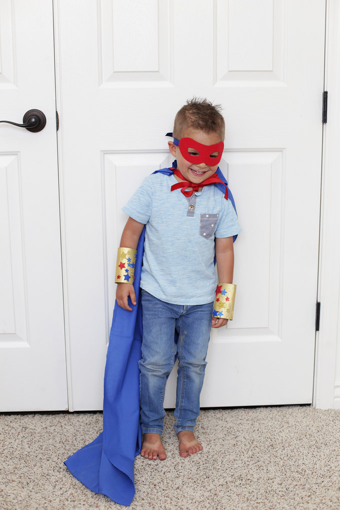 Five Fact Friday - He's super.