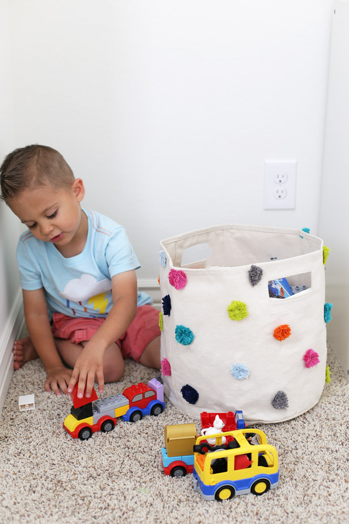 The Playroom: Creating a fun, happy space for our littles!