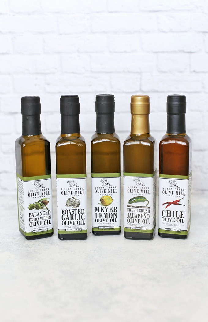 I LOVE pairing flavored olive oils with fresh herbs to add flavor to ANY dish! These @qcolivemill oils are my fave! (They ship nationwide!)
