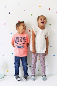 How to Create a Capsule Wardrobe for Kids! Love these outfits from @kohls!