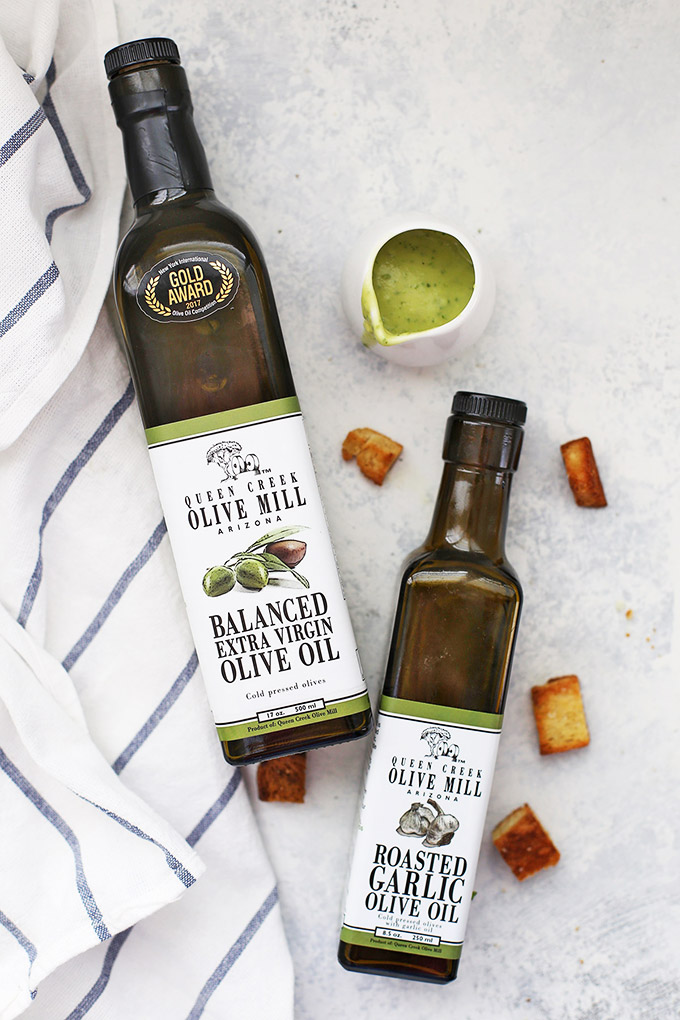 My @qcolivemill oils are so versatile! They are perfect for dressings, sautés, roasting, and more!