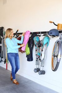 Organizing the Garage the Easy Way