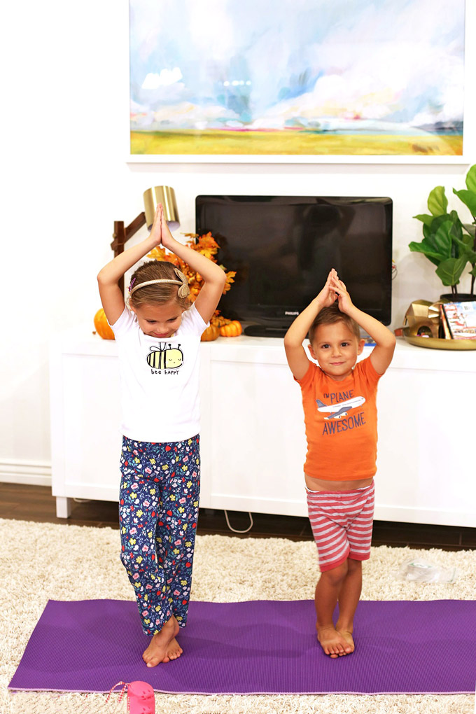 Five Fact Friday - Have you tried Cosmic Kids Yoga? My kids love it!