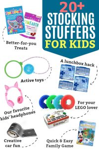 More Kids' Stocking Stuffers