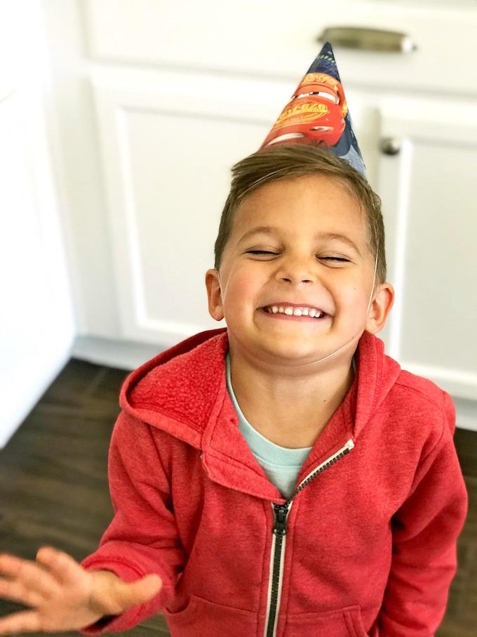 Milo is FIVE!!!