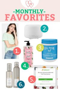 Monthly Favorites – February
