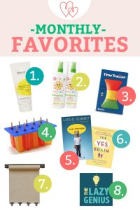 Monthly Faves – May