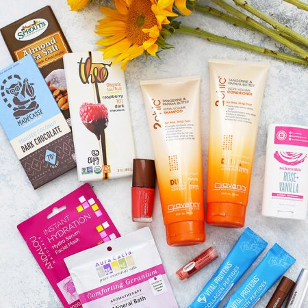 Natural Beauty Finds - These natural beauty products are are perfect for a gift basket or Mother's Day gift. And they're all available at @sproust!