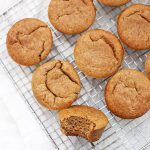 Tender, delicious Almond Butter Banana Muffins - These paleo, gluten free muffins that taste amazing! (A healthy paleo breakfast or snack idea!)