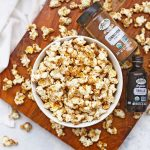 Gluten Free & Vegan Friendly Cinnamon Churro Popcorn by One Lovely Life