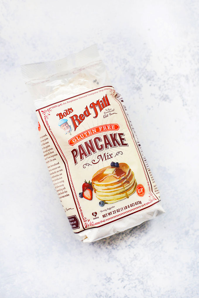 Bob's Red Mill Gluten Free Pancake Mix
