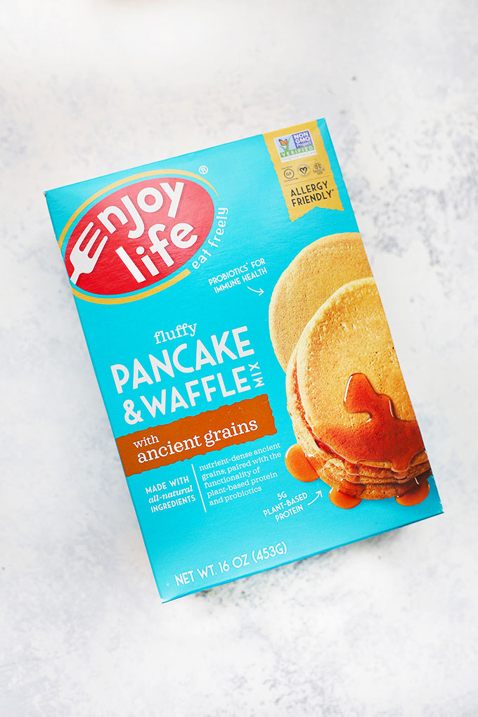 Enjoy Life Gluten Free Pancake & Waffle Mix