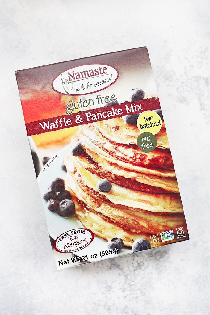 Namaste Gluten Free Pancake Mix