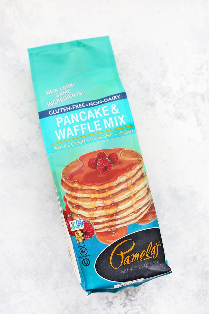 Pamela's Gluten Free Pancake & Waffle Mix