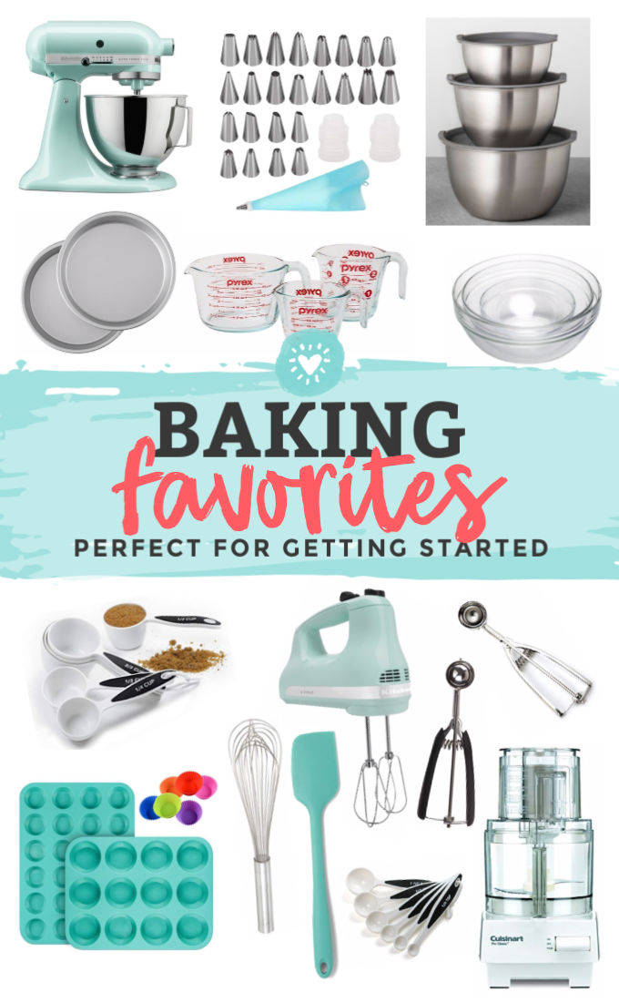 Baking Favorites from One Lovely Life