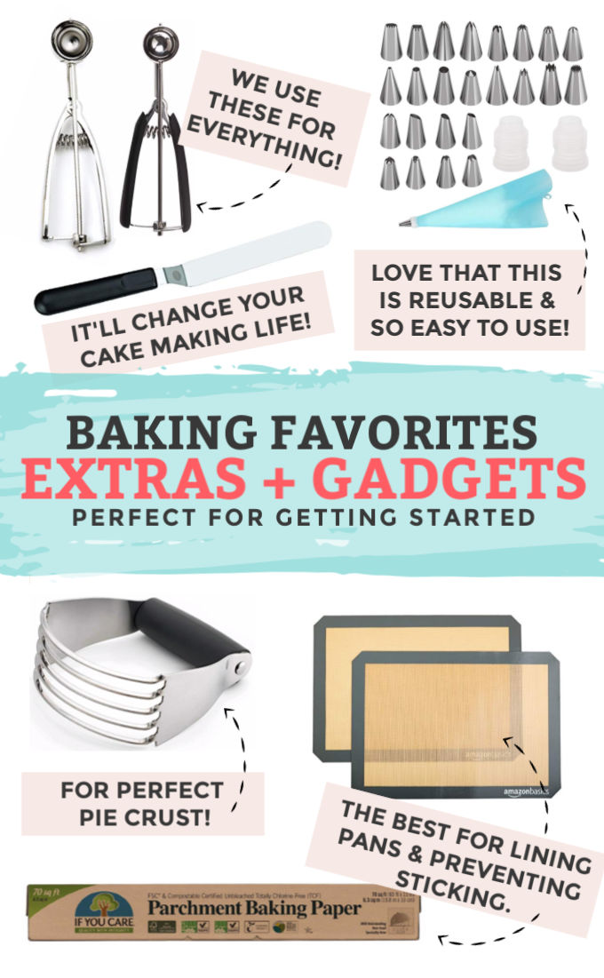 Kitchen Favorites - Gadgets and Extras!