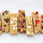 7 Different Flavors of Homemade Soft Granola Bars