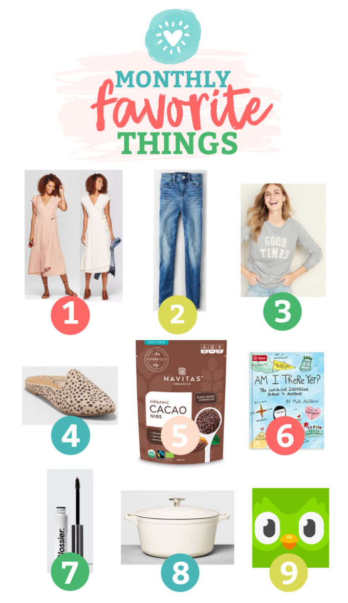Monthly Favorite Things from One Lovely Life