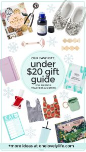 Fun Gifts For $20 or Less