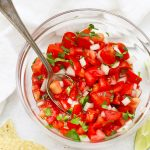 Pico de Gallo from One Lovely Life