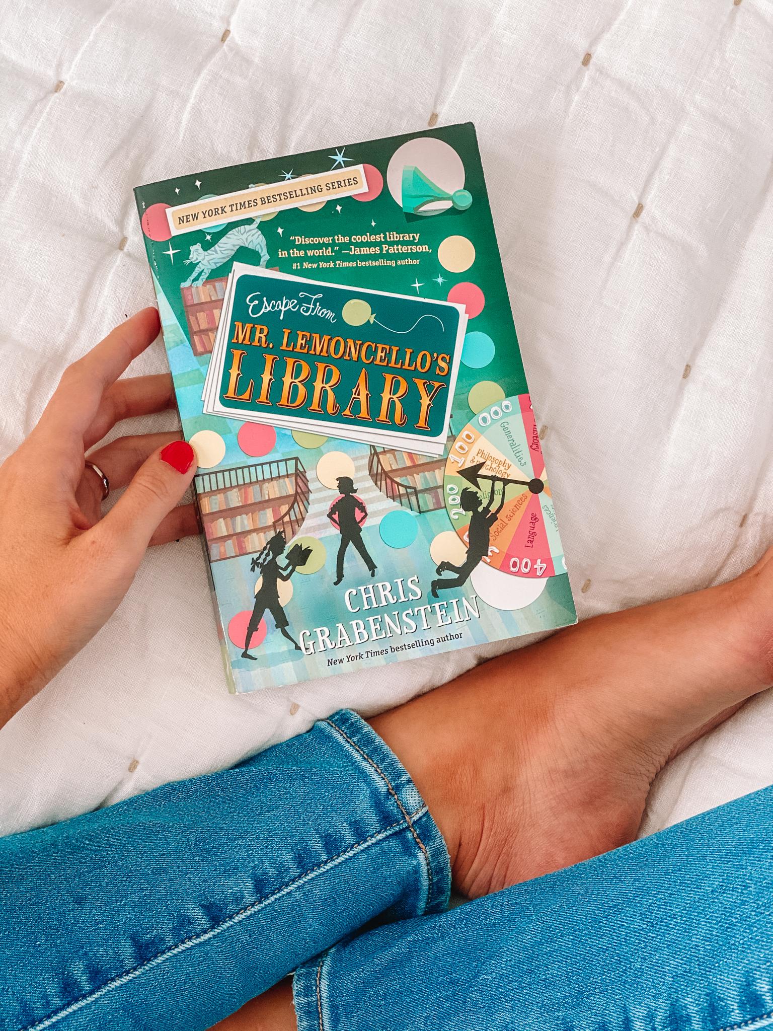 One Lovely Life - Mr. Lemoncello's Library