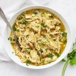 Instant Pot Salsa Verde Chicken Ready to Eat